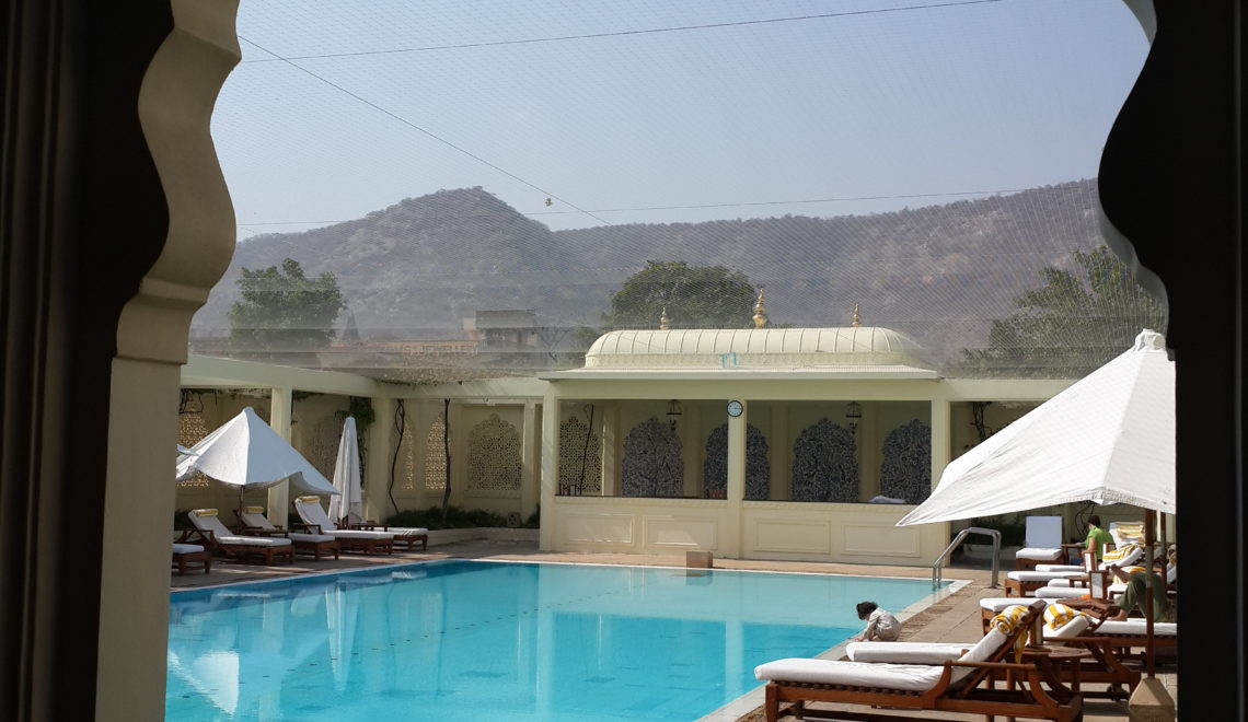Trident Jaipur: The Smiling Hotel!