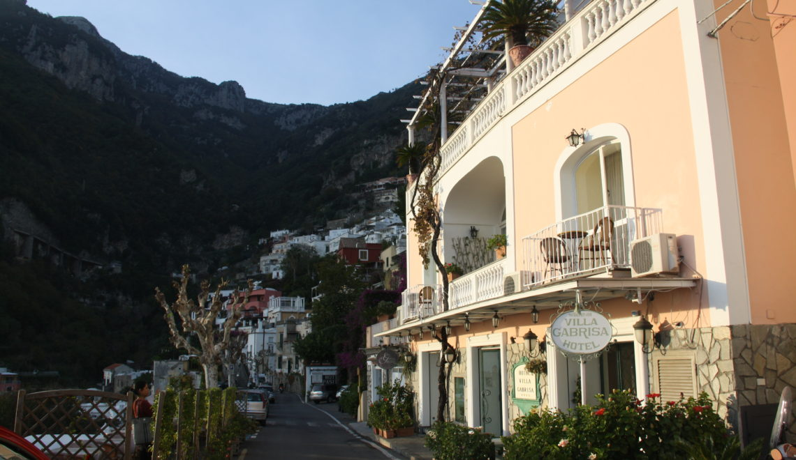Villa Gabrisa, Positano – Cute Hotel, Sweet Staff.