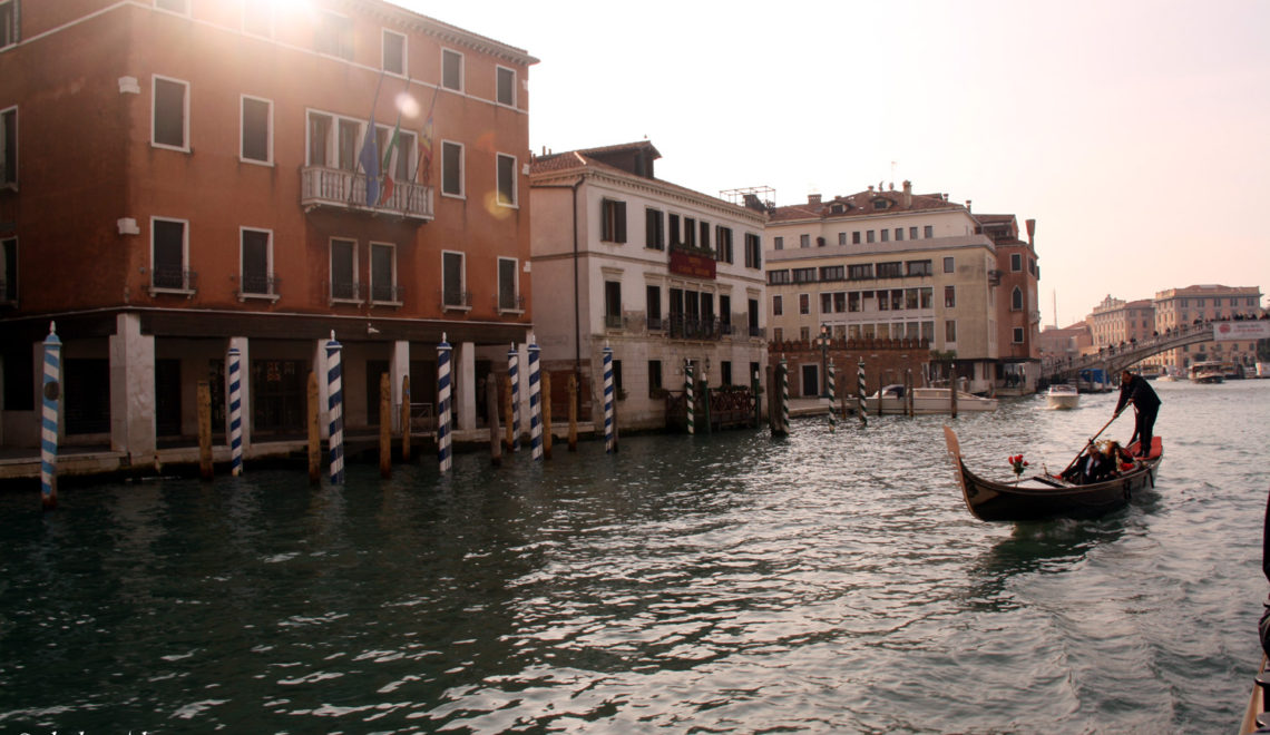 Venice: The Romantic Allure