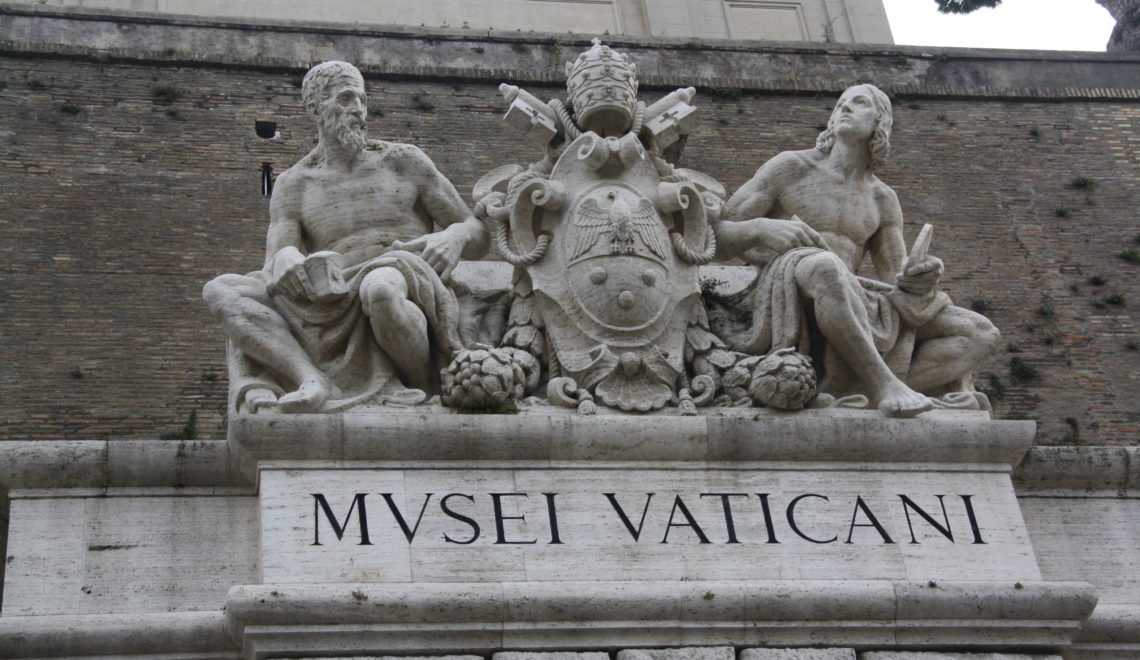Vatican City – Traverse a country in few hours