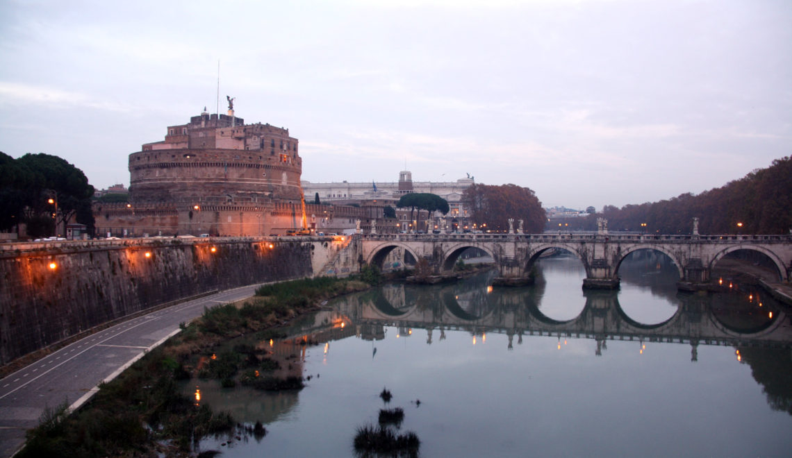 Rome: Ruins and Romance