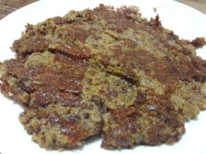 Lucknow Kebab, originally known as Galauti Kebab