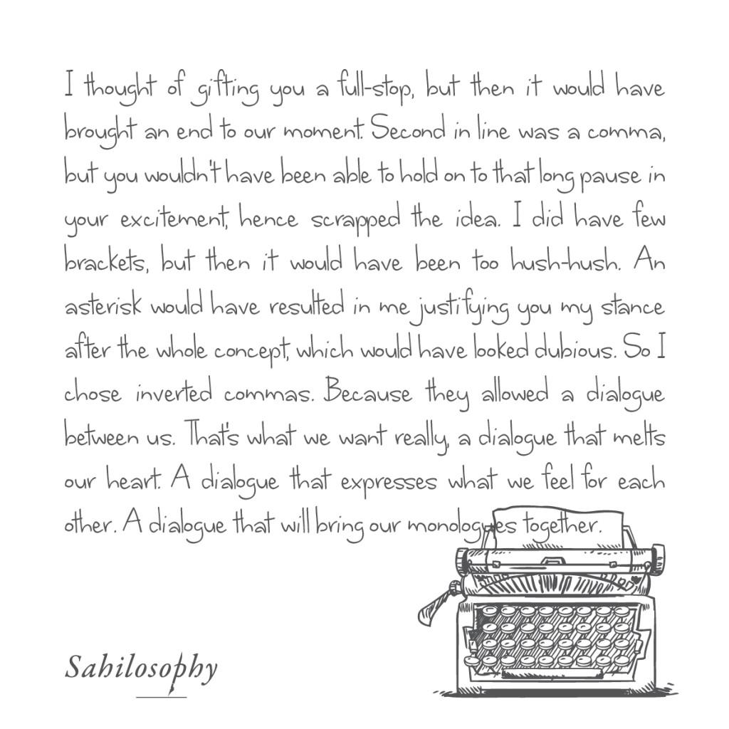 Copyright Sahilosophy
