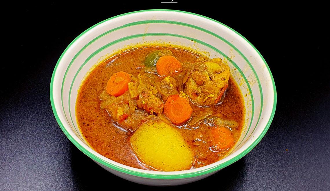 Arabic Chicken Curry