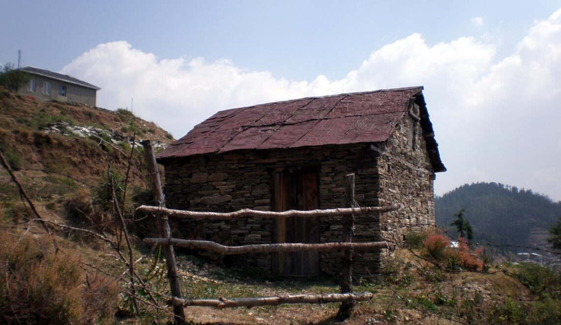 hut image by Sahil Banga